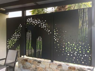 r alisations clotalys claustras fermetures design aluminium. Black Bedroom Furniture Sets. Home Design Ideas